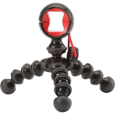 JOBY MPOD MINI STAND FOR SMARTPHONES (BLACK/RED) JB01279-BWW