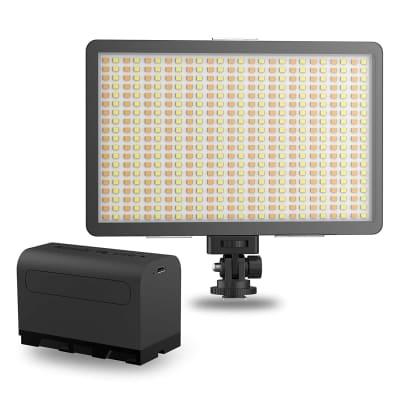 DIGITEK D520WB COMBO LED PROFESSIONAL VIDEO LIGHT