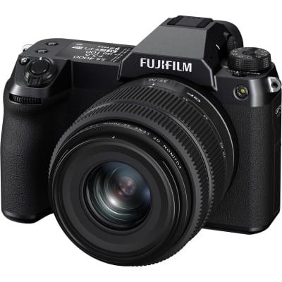 FUJIFILM GFX 50S II MEDIUM FORMAT MIRRORLESS CAMERA WITH 35-70MM LENS KIT