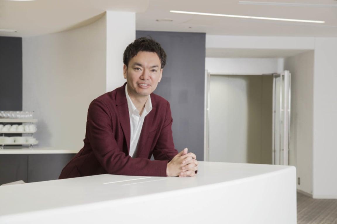 代表取締役の太田 賢司