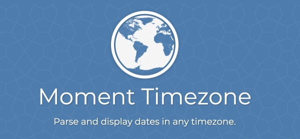 Moment-Timezone