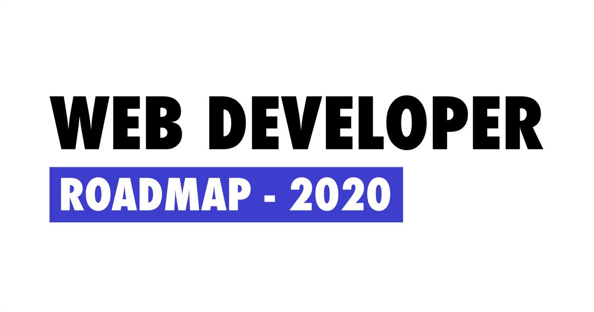 Web Developer Roadmap