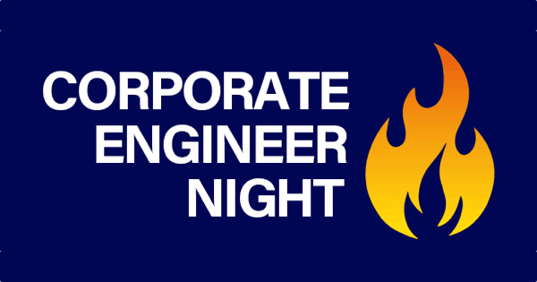 Corporate Engineer Night
