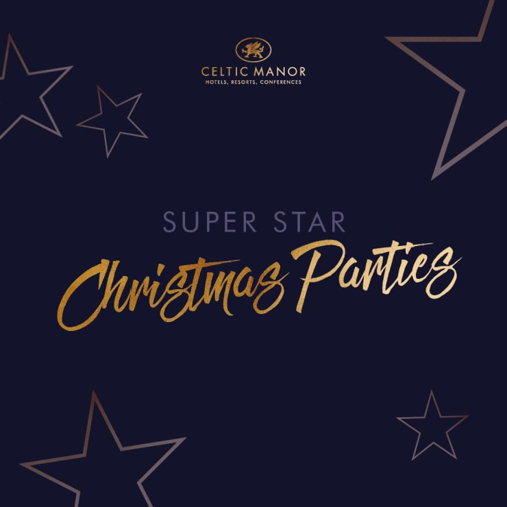 Christmas Party 2019 Logo.Christmas Party Quiz Celtic Manor Resort