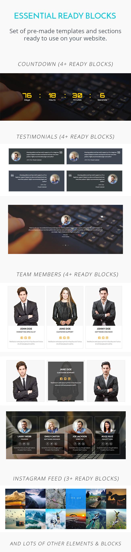 Essential Ready Blocks