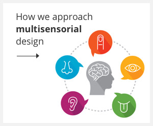 How we approach multisenorial design?
