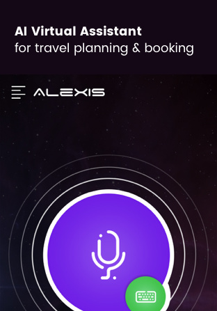 codewave travel casestudy: Alexis - Siri for travel, AI, NLP, NLG