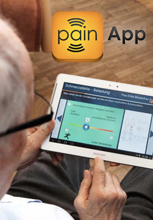 codewave healthcare casestudy: painapp german language app for elderly patients monitoring