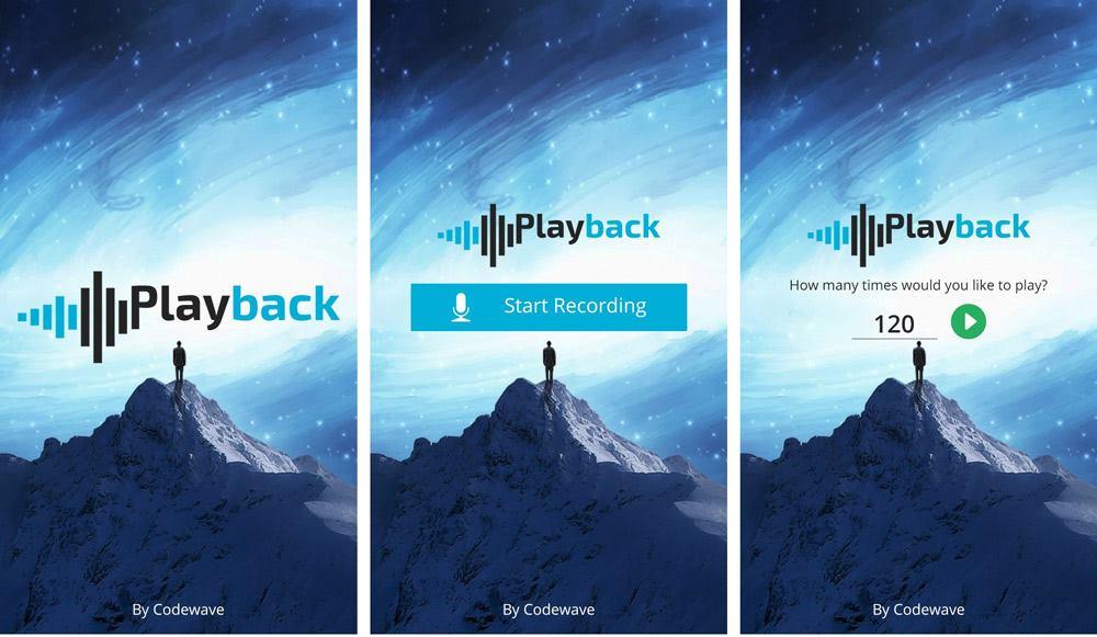 Playback by Codewave