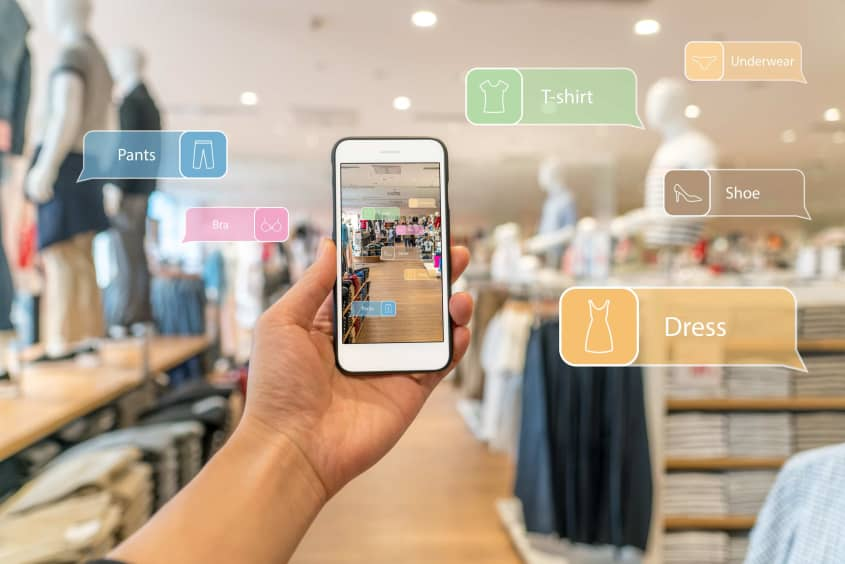 omnichannel retail solutions - digital transformation