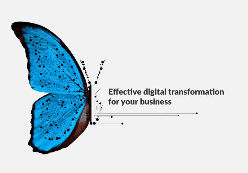 Is Digital effectively changing your Business