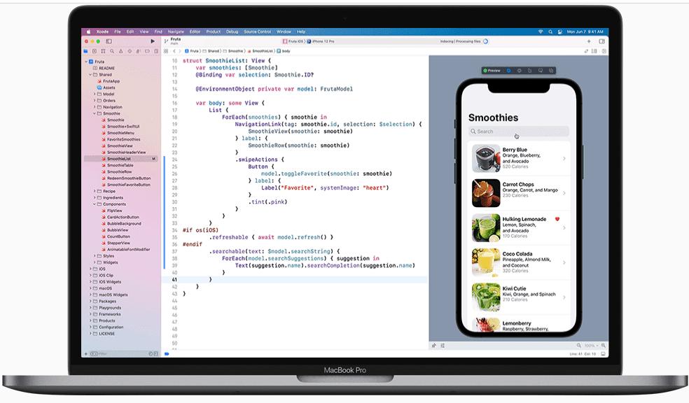 SWIFT for iOS development