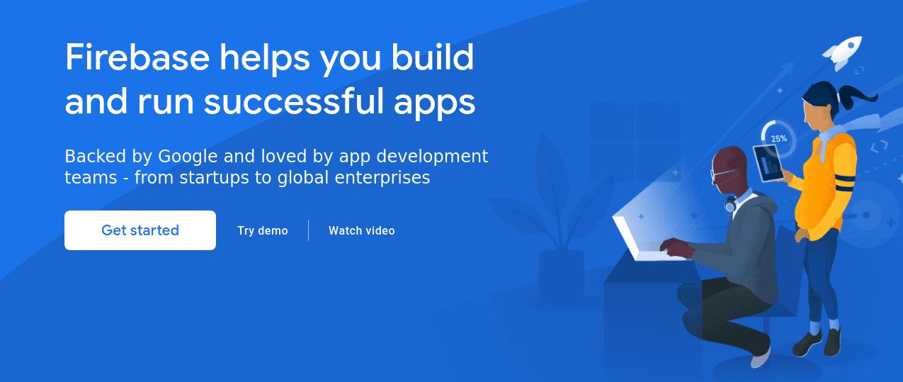 Firebase for hosting iOS apps