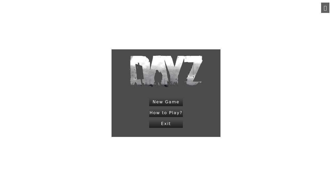 DayZ Menu