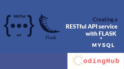 Rest API Using Flask and Python