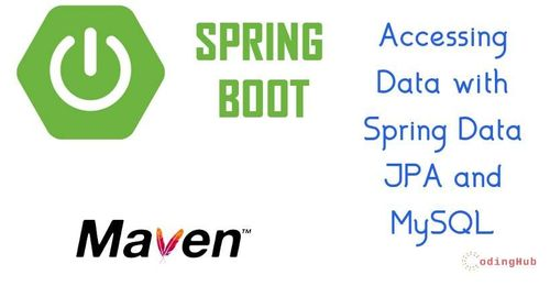 Accessing Data with Spring Data JPA and MySQL