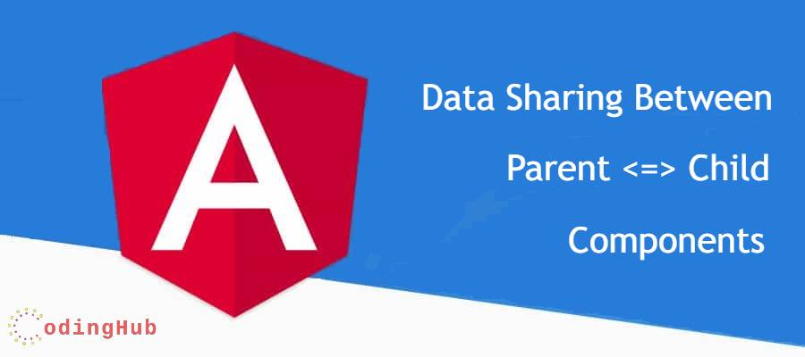 Data sharing between the components in Angular