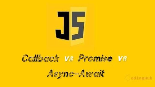 Handle asynchronous calls using callback vs promise vs async-await