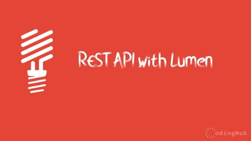 Creating a REST API with Lumen