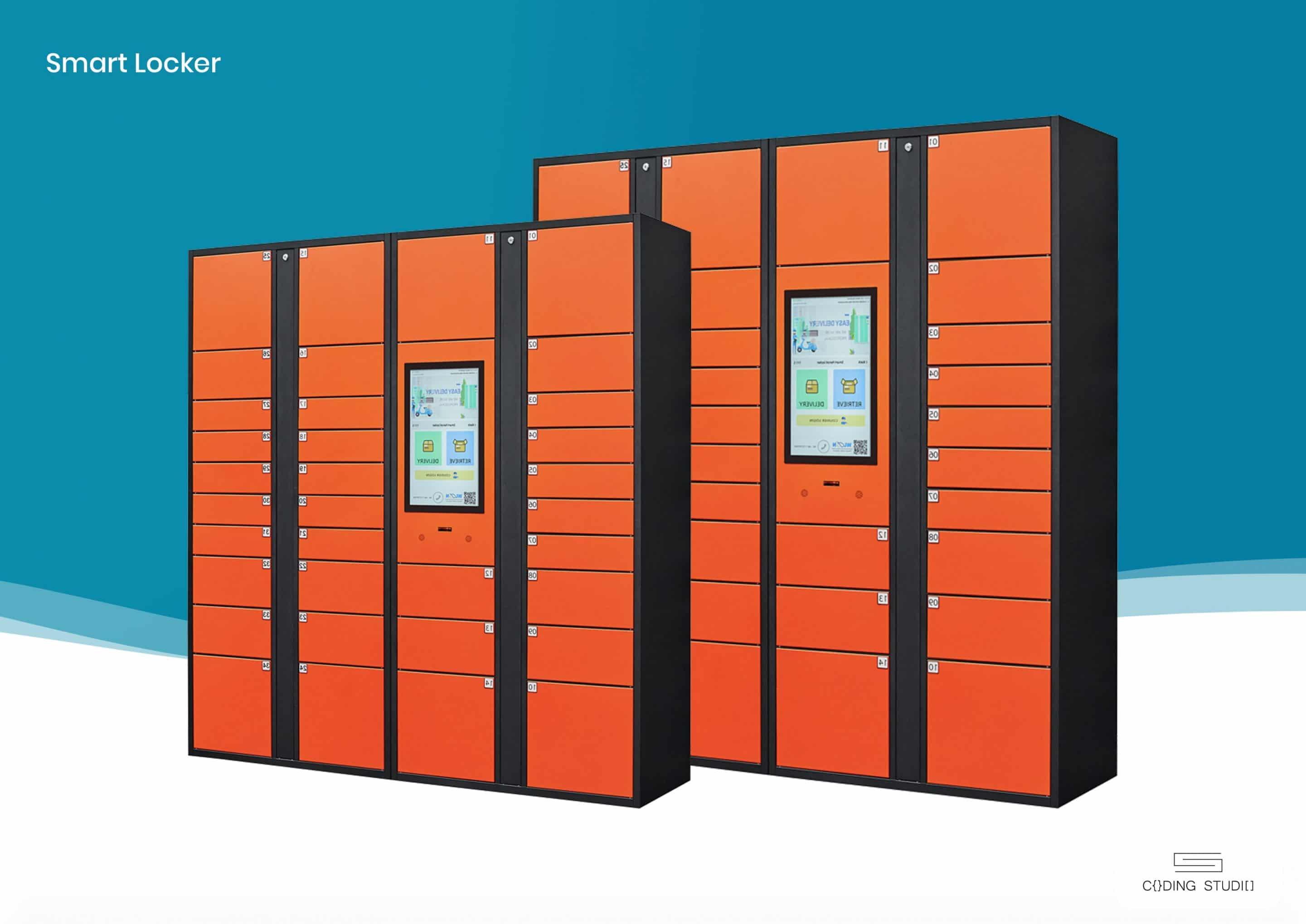 custom smart locker in johor malaysia