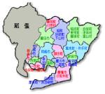 関東に住む三河人