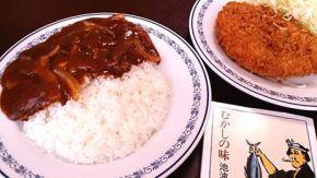 池波正太郎作品出「煉瓦亭」でポークカツレツ&ハヤシライス食べに行きましょーのレポート