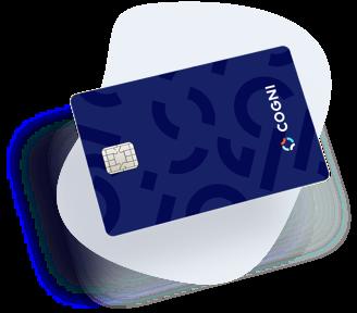 Cogni metal card