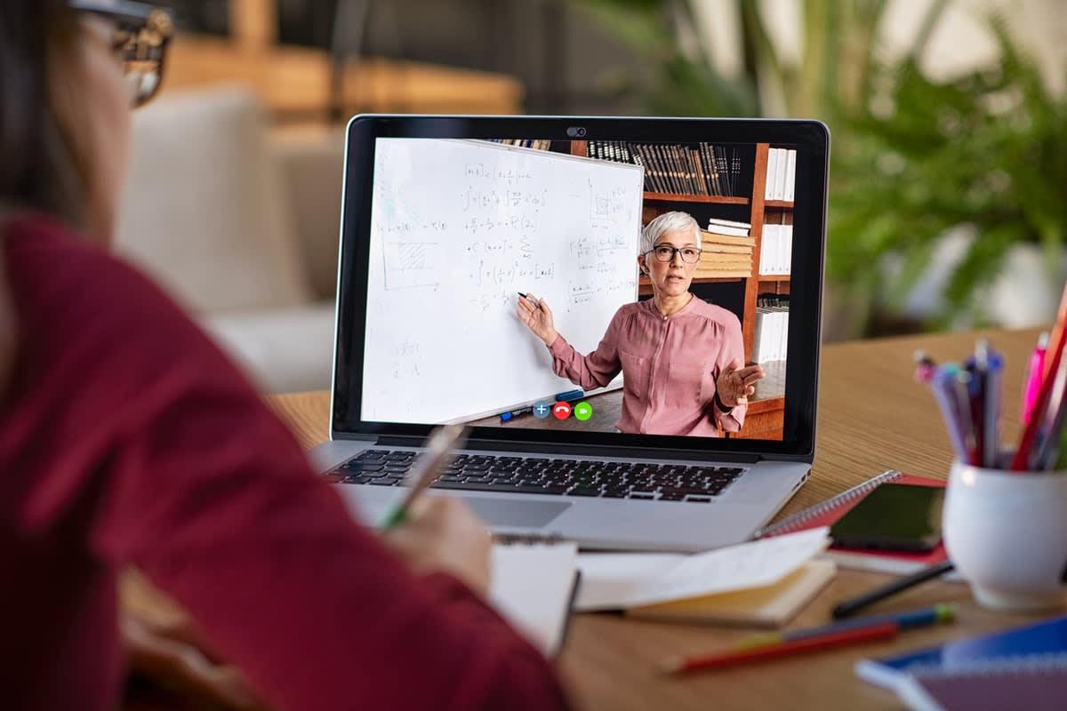 online teach