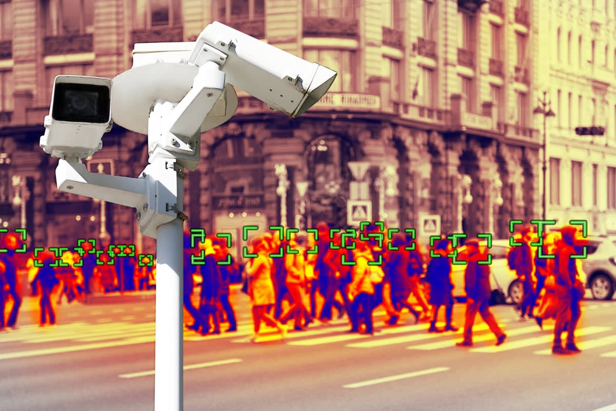 Facial recognition and surveillance