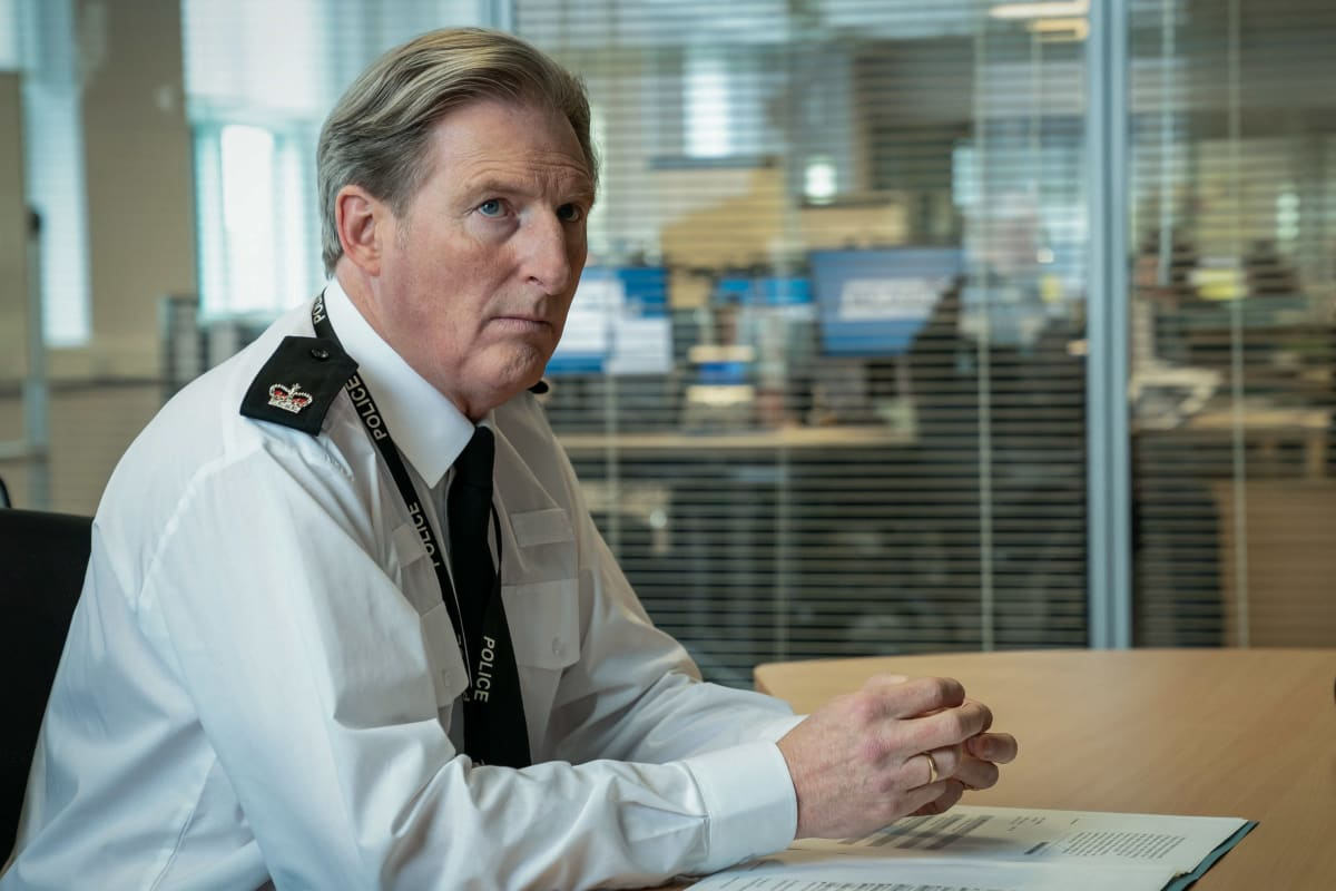 Mother of God, fella, Line of Duty is back