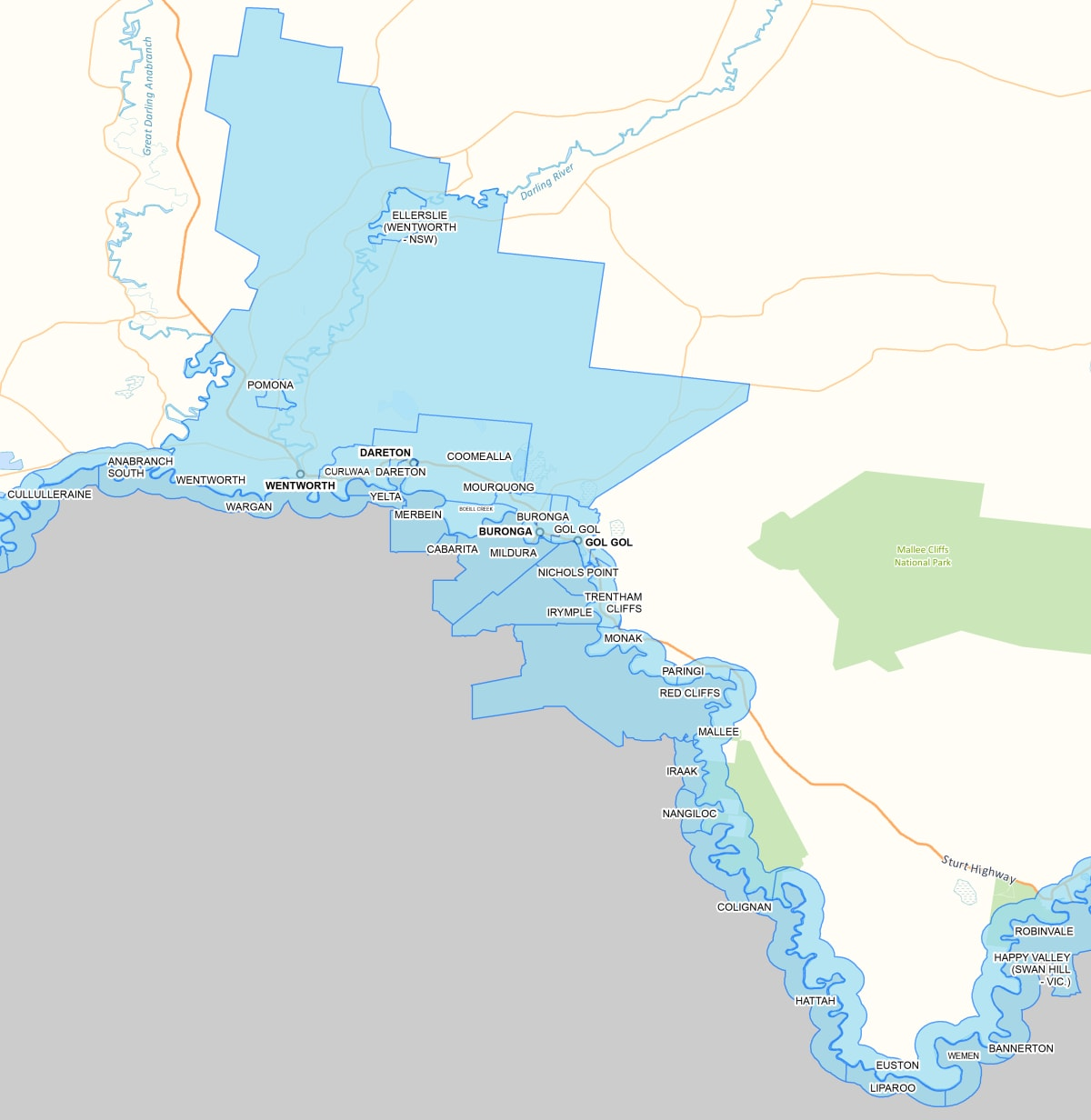 Are You In The Nsw Border Zone Here S How To Check