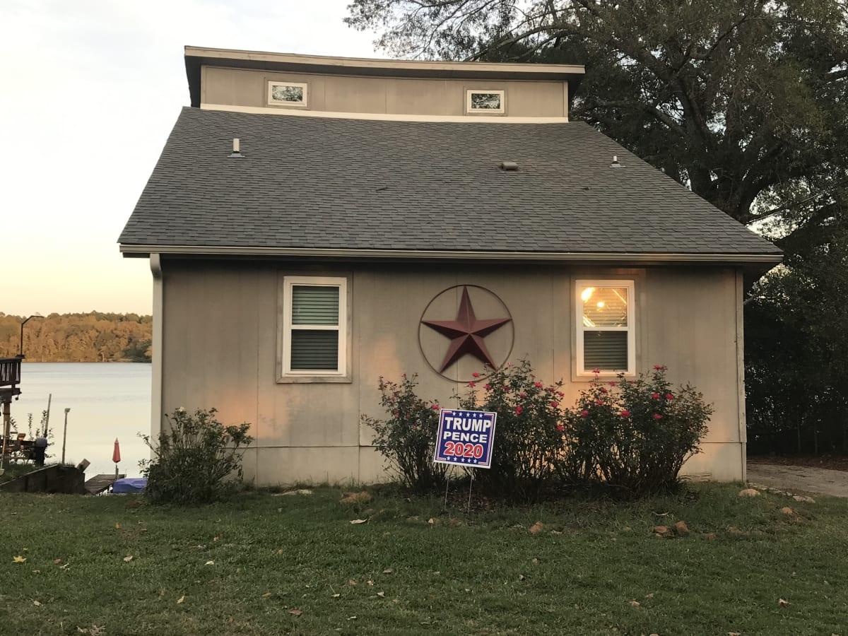 Trumpland: Anna Rankin in Texas