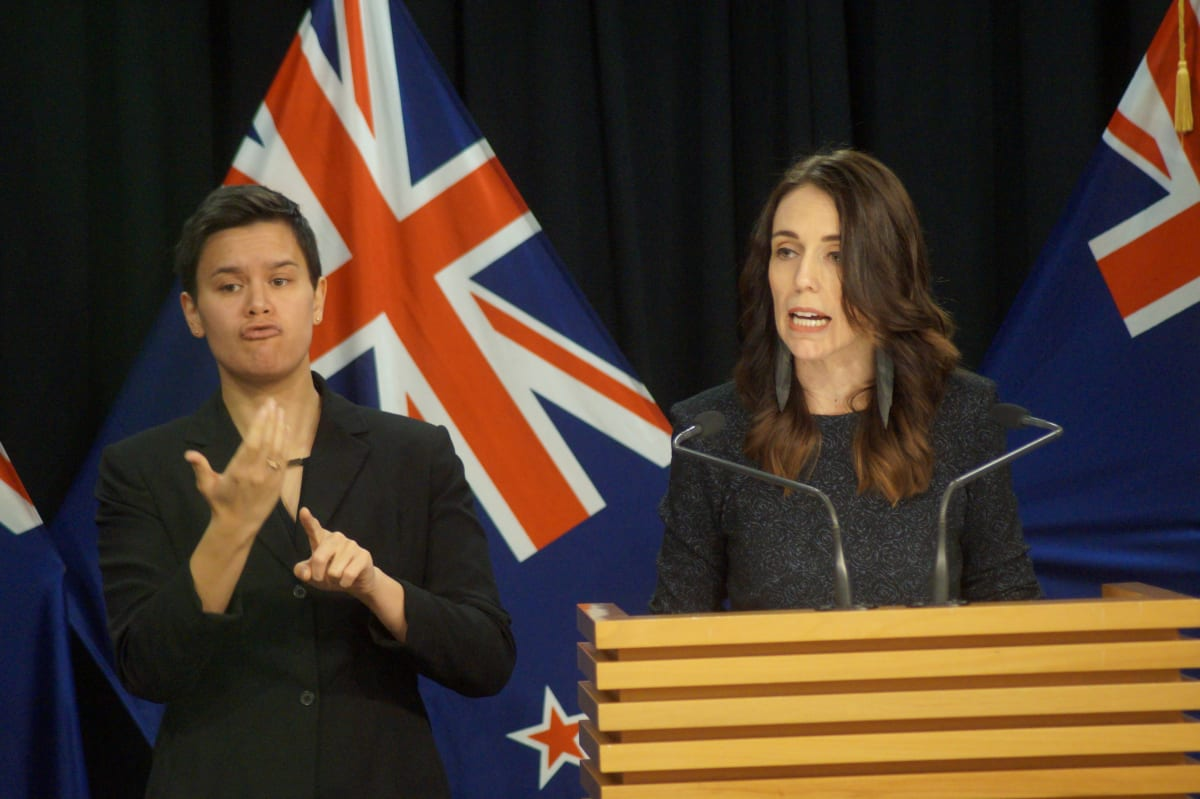 New Zealand's Ardern dismisses minister over inappropriate relationship claims