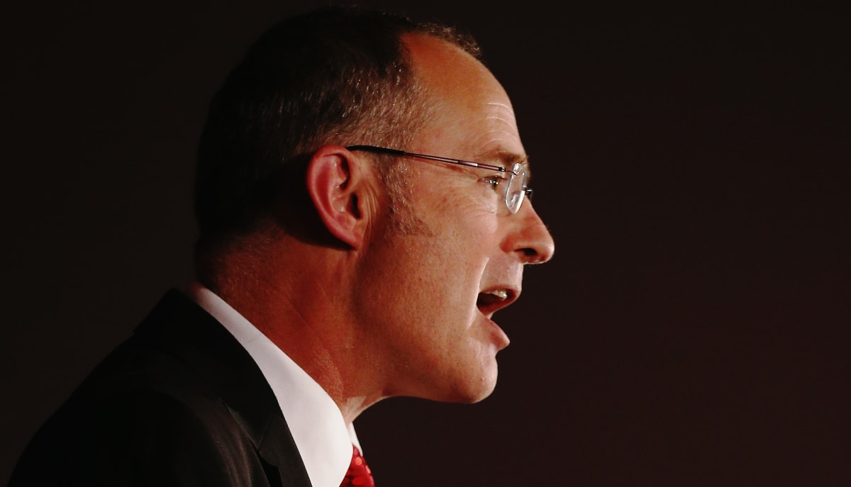 """Disarmament Minister Phil Twyford: """" We work all those angles to try to make progress. That reflects the honest broker role that New Zealand often likes to play."""" Photo: Getty Images"""