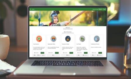 Your Great Website