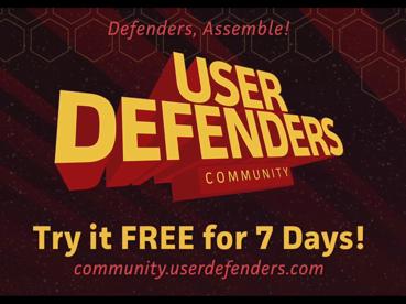 User Defenders Book Club