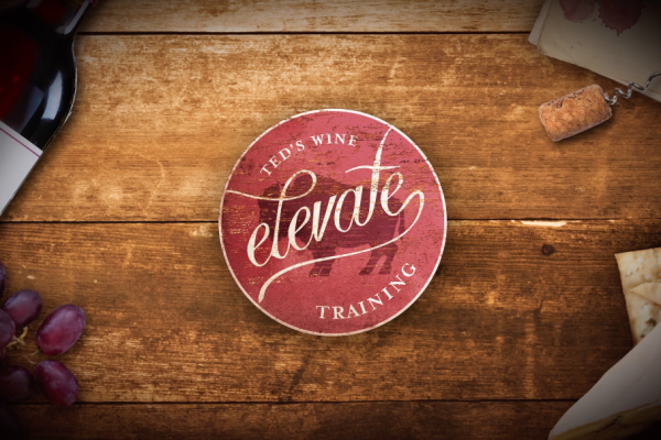 Motion Graphics,  Ted's Montana Grill, Elevate Wine Training