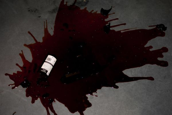 Photography, Red Wine