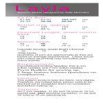 Layla Zanziba PDF digital pattern