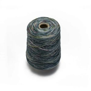 DK – Cotton 500g cone – Bright Charcoal