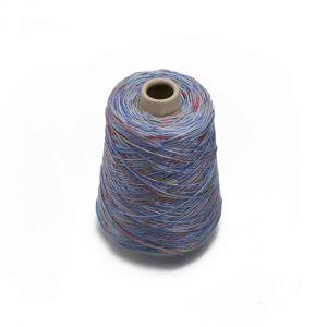 DK – Cotton 500g cone – Blue Parrot