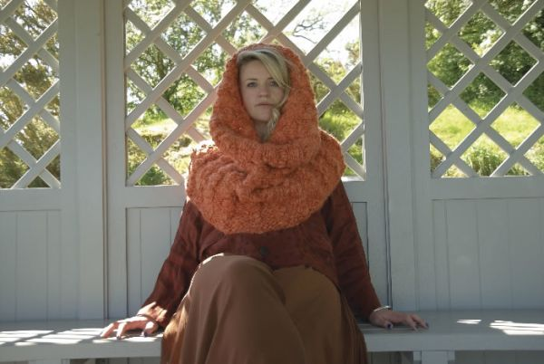 4 stitch Cable Snood