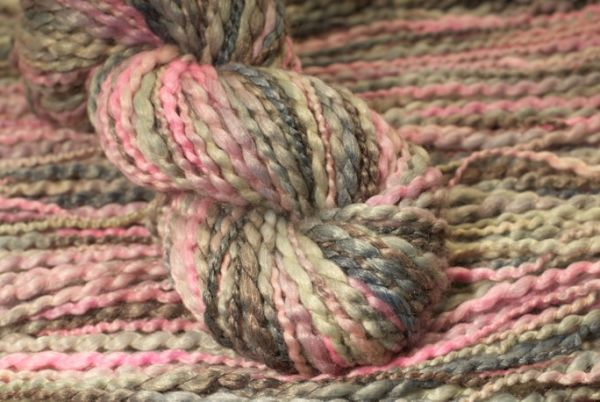 Zanziba - Pink Tweed
