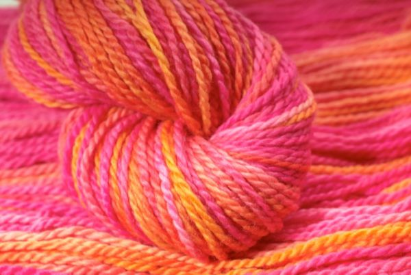 Skye - Ruby Saffron