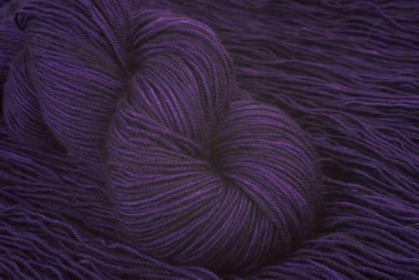 Jitterbug 400 - Velvet Bilberry