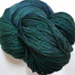 Large Skein – Skye  aran wool 500g skein – Velvet Olive