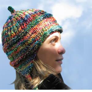 iris hat pattern PDF