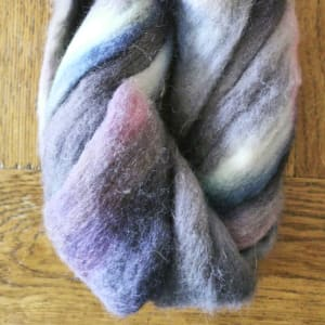 Roving – Bright Charcoal
