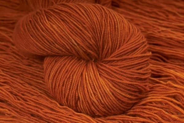 Jitterbug 400 - Ginger Cinnabar