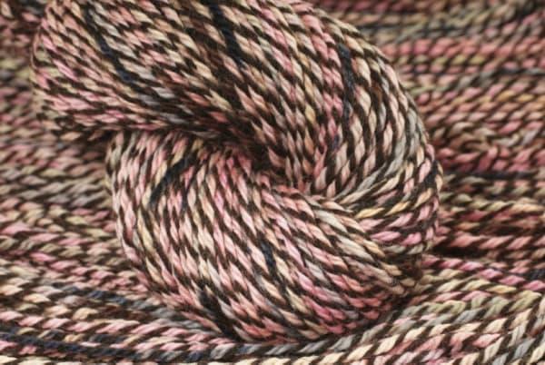 Hullabaloo - Pink Tweed